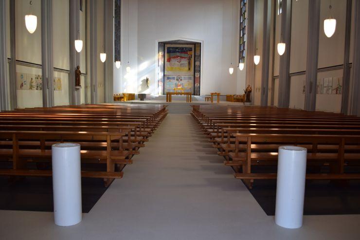 IKS – Innensanierung Kirche St. Anton Wettingen
