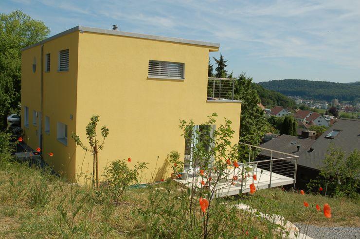 HAE – Aufstockung Einfamilienhaus Kirchdorf
