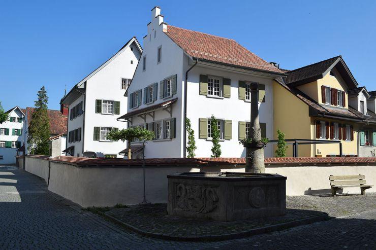 BRG – Sanierung Pfarrhelferhaus Bremgarten