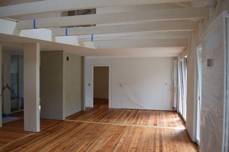 ZHW – Sanierung Haus an der Limmat Wettingen