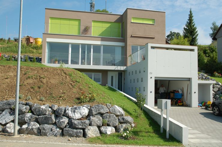 JIM – Wohnhaus Müllheim