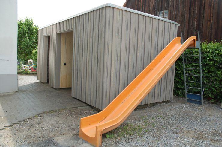 NÄS – Geräteraum Kindertagesstätte Wettingen