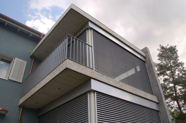 SBS – Umbau Einfamilienhaus Wettingen